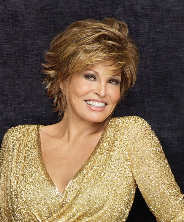 FASCINATION LACE FRONT MONOFILAMENT PART WIG - RAQUEL WELCH