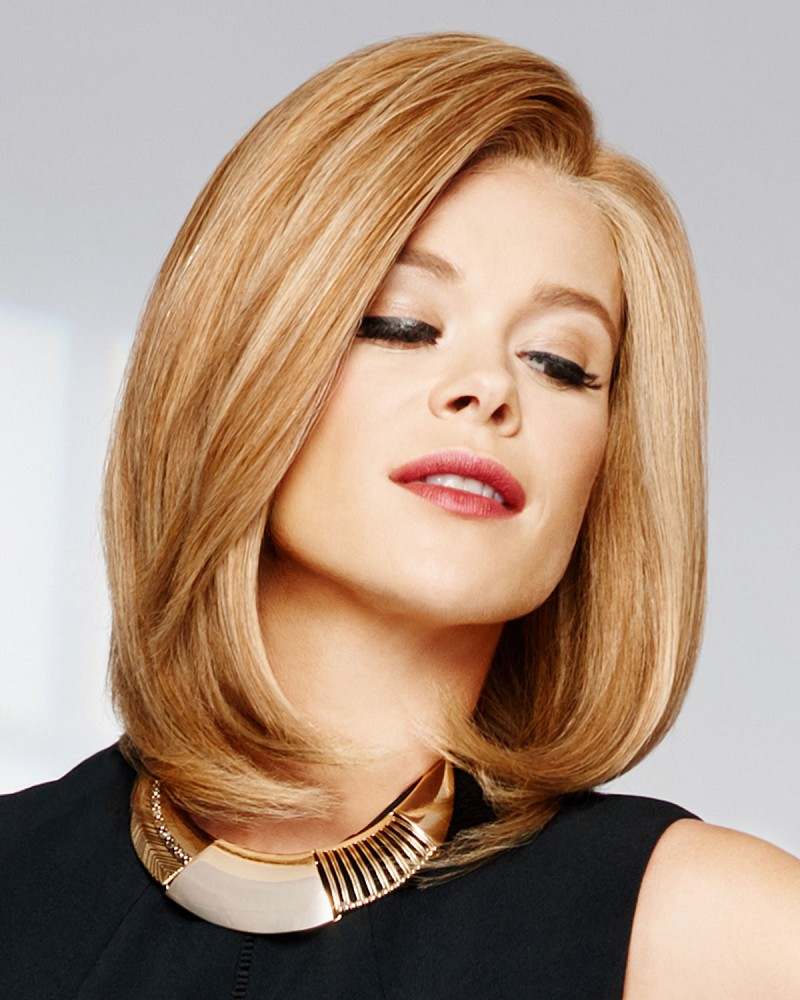 HEADLINER LACE FRONT MONOFILAMENT TOP WIG - RAQUEL WELCH