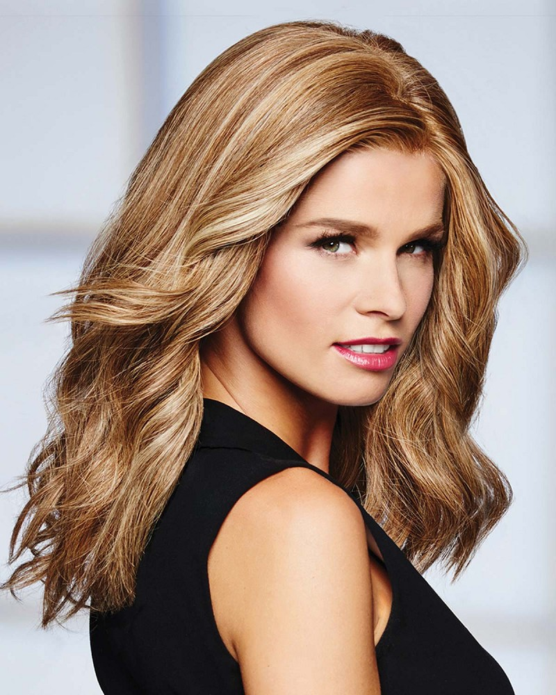 High Profile - Lace Front Monofilament Top Wig - 100% Human Hair - Raquel Welch