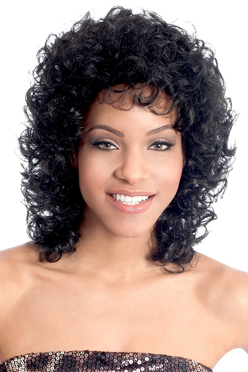 Bad Girl - Performance Synthetic Hair Wig - Vivica Fox - Pure Stretch Cap