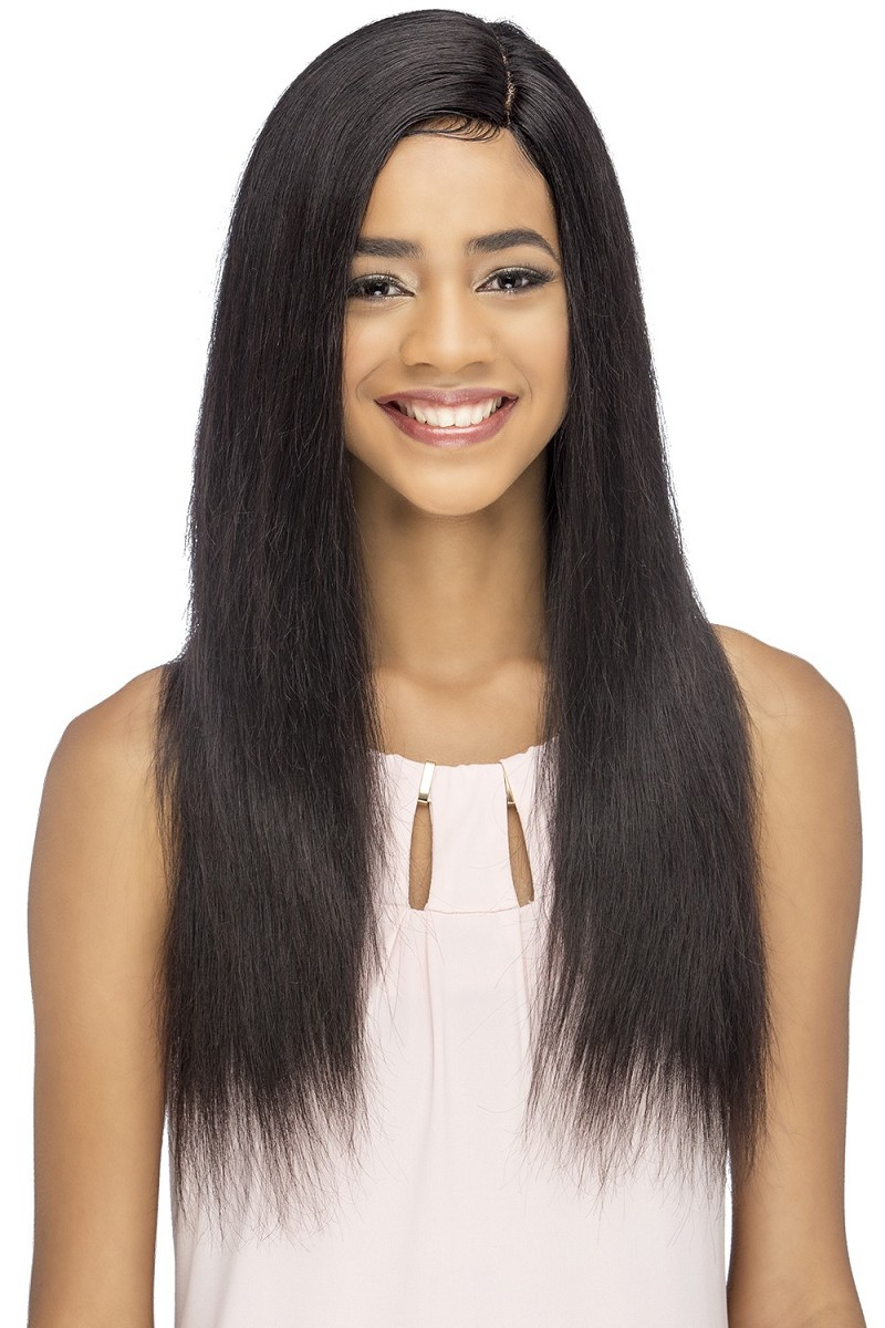 "BERIT 24"" 360 FULL LACE WIG WITH INVISIBLE SIDE PART - VIVICA FOX"