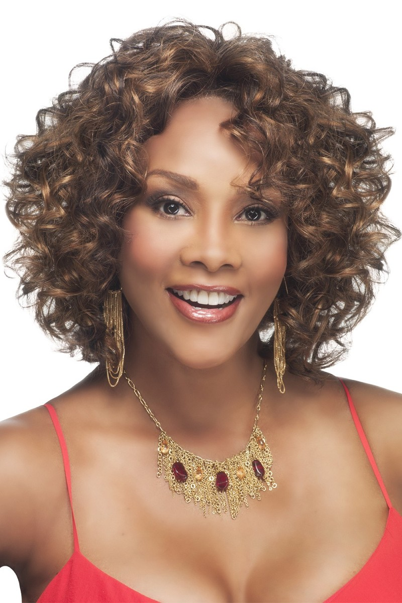 CHILLI SYNTHETIC HAIR WIG - VIVICA FOX