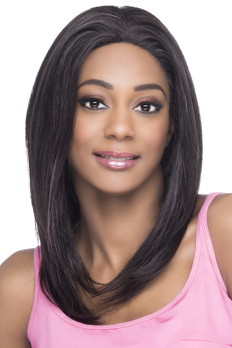 GENEVA HAND-TIED LACE HUMAN HAIR WIG - VIVICA FOX