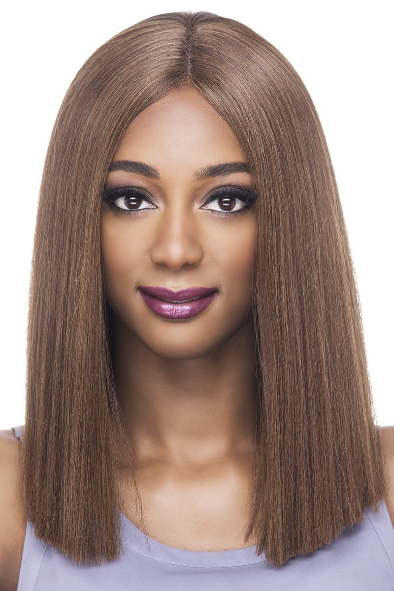 LILLY YAKI TEXTURED LACE FRONT WIG - VIVICA FOX