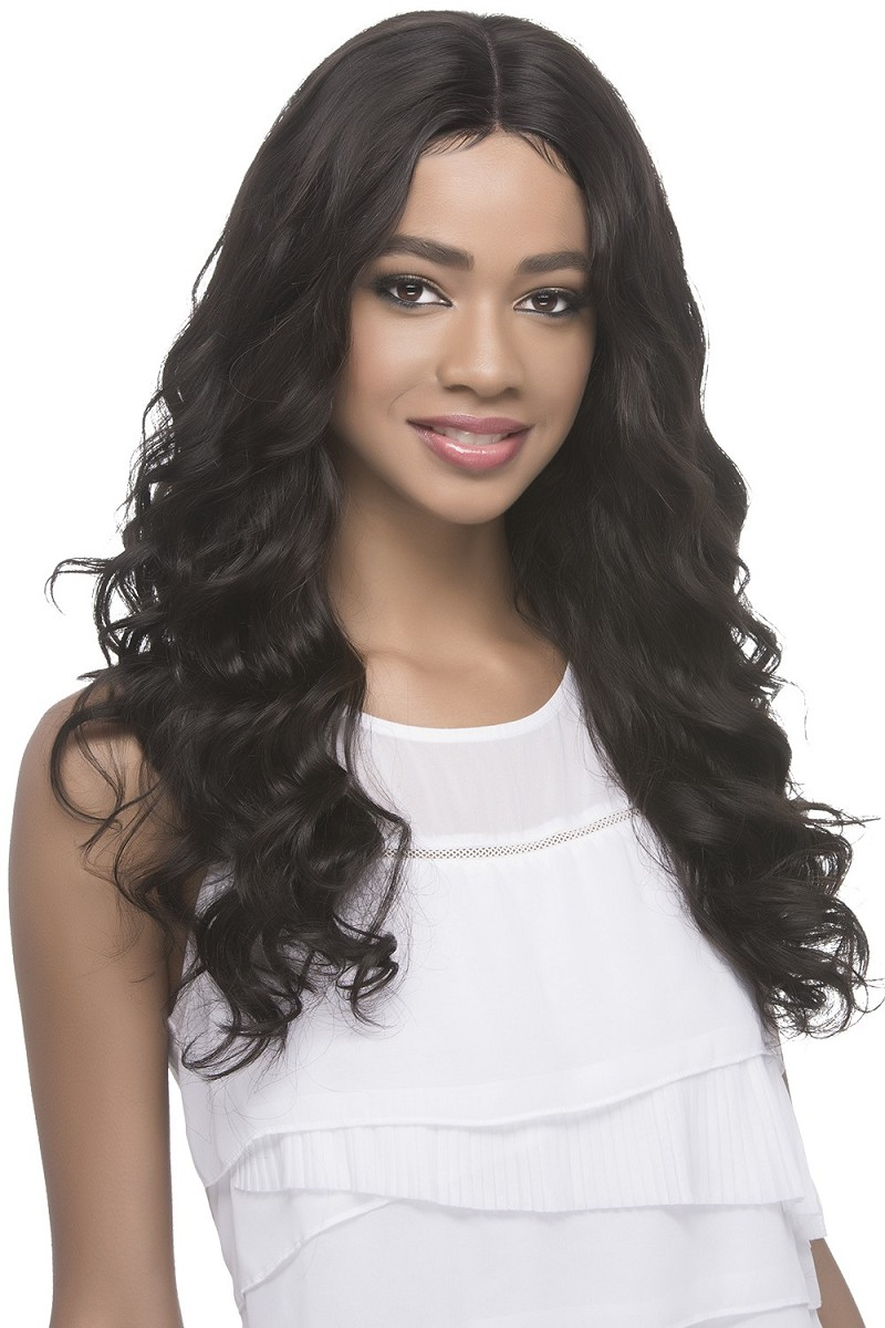 "MARGO 23"" DEEP BODY CURL LACE FRONT - VIVICA FOX"