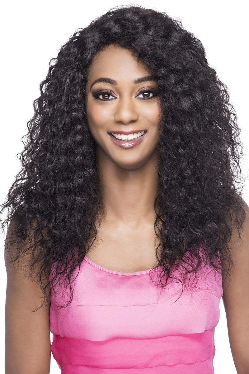 Milano VVIP 100% Handmade Full Swiss Lace Front Luxury Remi Natural Human Hair Wig - Vivica Fox