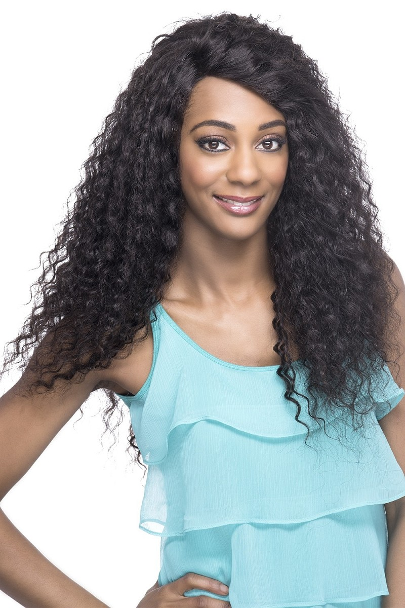 VENICE REMI HUMAN HAIR LACE FRONT WIG - VIVICA FOX